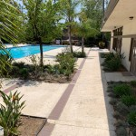 The Rockpointe Condos Club House and Pool