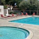 The Rockpointe Condos Pools