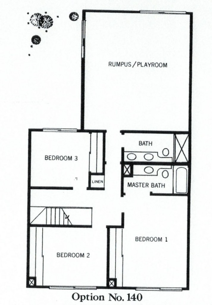 Rockpointe Condos Spacemaker Bedroom Floor Plan 140